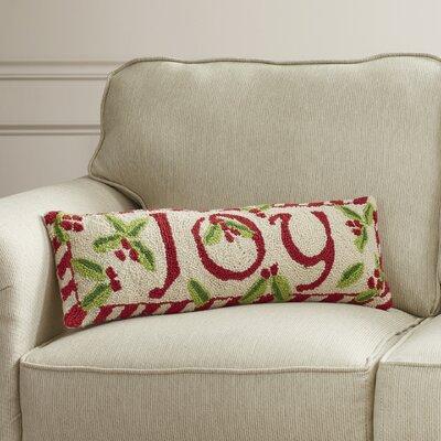 Fellsburg Joy Hook Wool Lumbar Pillow