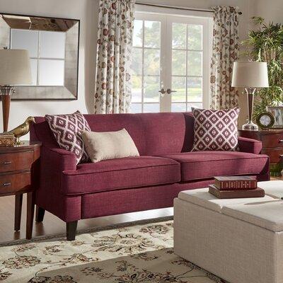 Rhinebeck Sofa Upholstery: Tawny Port