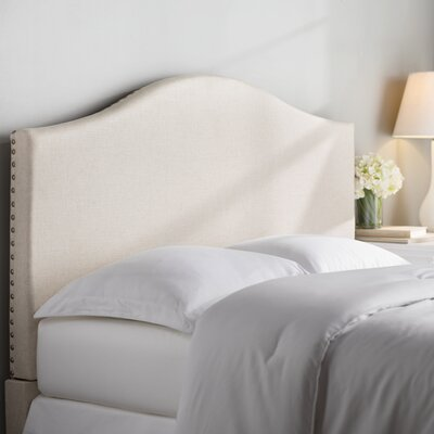 Eidelweiss Upholstered Panel Headboard Size: Full