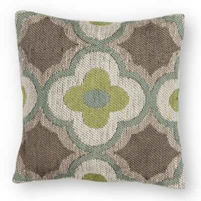 Bagdad Filigree Indoor/Outdoor Throw Pillow Size: 20 H x 20 W x 0.5 D