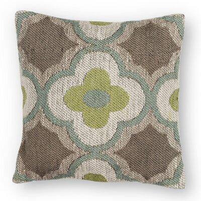 Bagdad Filigree Indoor/Outdoor Throw Pillow Size: 18 H x 18 W x 0.5 D