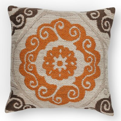 Beaufort Indoor/Outdoor Throw Pillow Size: 18 H x 18 W x 0.5 D
