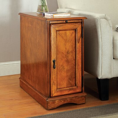 Bulmershe End Table Color: Oak