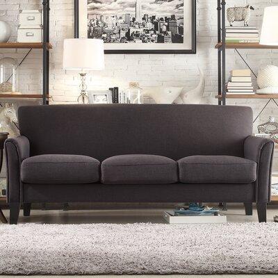 Minisink Sofa Upholstery: Dark Gray