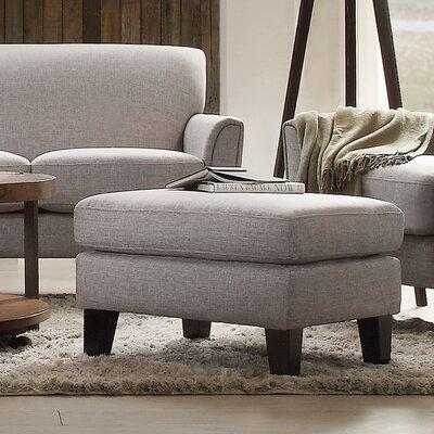 Minisink Ottoman Upholstery: Gray