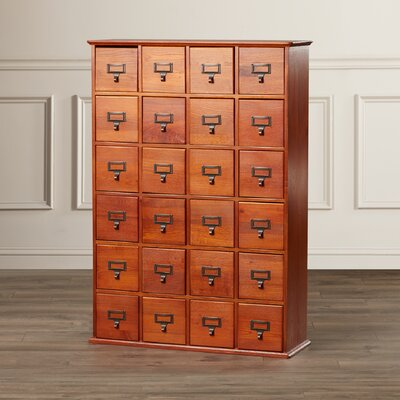 Shillington Multimedia Storage Cabinet Finish: Walnut