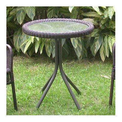 Narron Round Table Finish: Antique Pecan