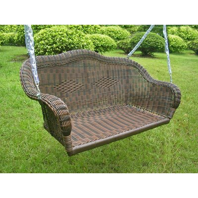 Narron Porch Swing Finish: Antique Pecan
