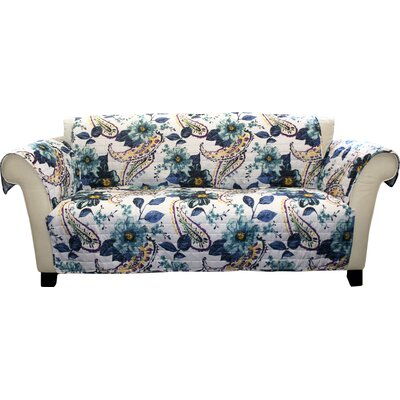 Dixon Box Cushion Sofa Slipcover