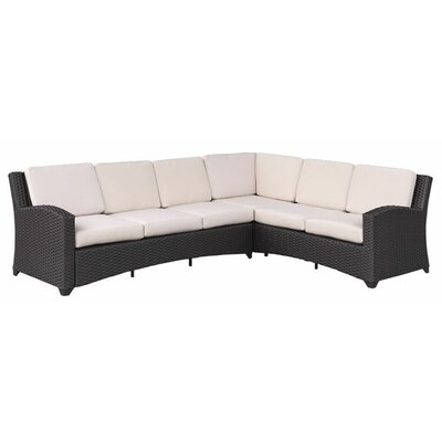 Raffin 86 Sectional Sofa