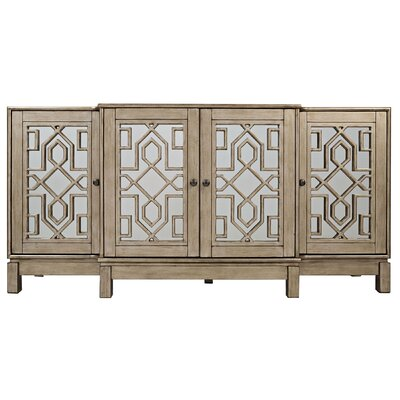 Stillwater Sideboard Color: Vintage Silver