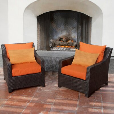 Three Posts Northridge Club Chair with Cushions
