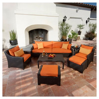8-Piece Tyler Patio Seating Group