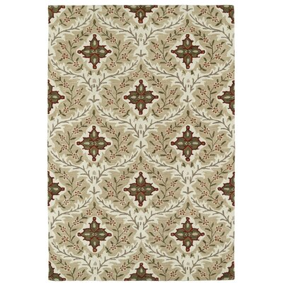 Lyndora Handmade Wool Rectangle Area Rug Rug Size: Rectangle 2 x 3