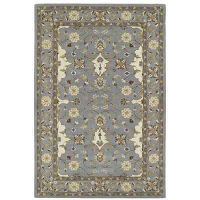 Lyndora Handmade Wool Area Rug Rug Size: Rectangle 3 x 5