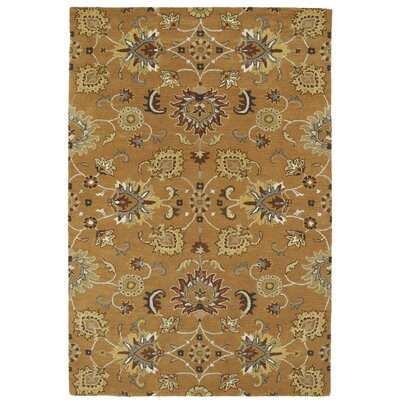 Lyndora Handmade Rectangle Area Rug Rug Size: Rectangle 2 x 3
