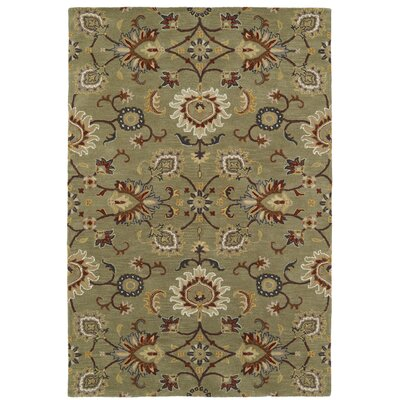 Lyndora Traditional Handmade Wool Area Rug Rug Size: Rectangle 2 x 3