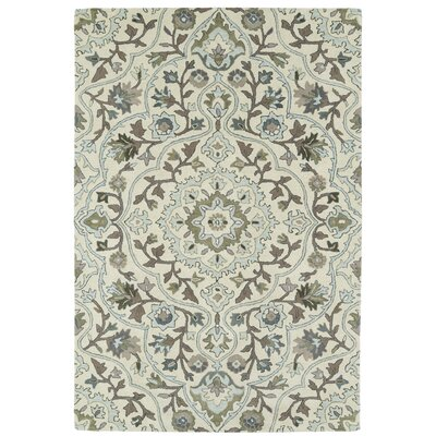 Lyndora Handmade Area Rug Rug Size: Rectangle 2 x 3