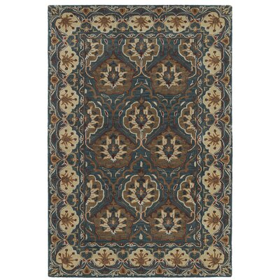 Curtiss Hand-Tufted Area Rug Rug Size: Rectangle 3 x 5