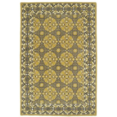 Lyndora Handmade Oriental Area Rug Rug Size: Rectangle 3 x 5