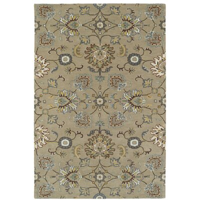 Lyndora Traditional Handmade Area Rug Rug Size: Rectangle 3 x 5