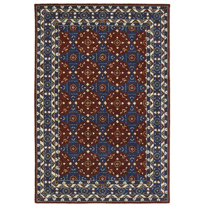 Curtiss Handmade Area Rug Rug Size: Rectangle 5 x 79