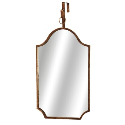 Gold Shield Wall Mirror (Set of 2)