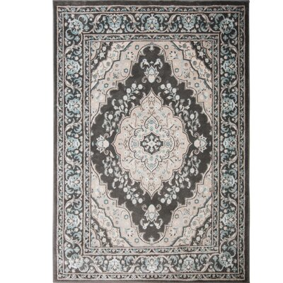 Hawley Area Rug Rug Size: Rectangle 92 x 125