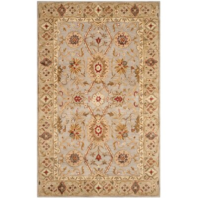 Ashville Hand-Tufted Area Rug Rug Size: 4 x 6