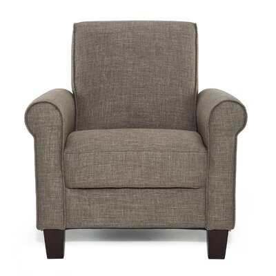 Ravenwood Arm Chair Upholstery: Taupe