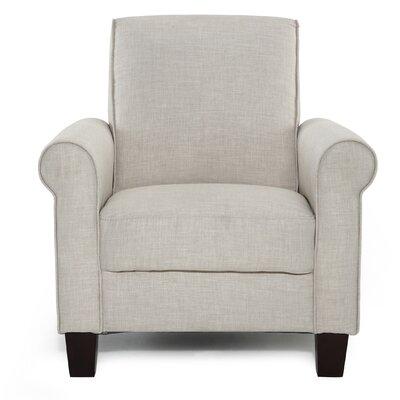 Ravenwood Armchair Upholstery: Linen