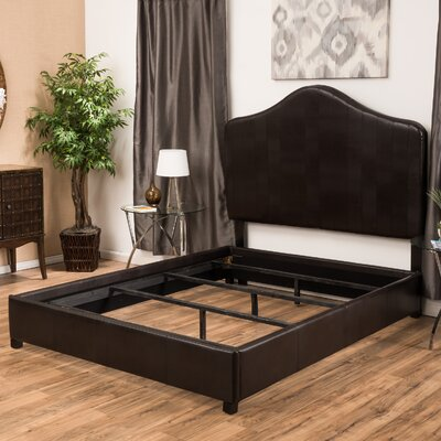 Vestal Queen Upholstered Storage Panel Bed