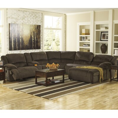 Three Posts THRE6934 Sangerfield Reclining Sectional