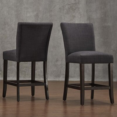 Lancaster 24 Side Chair Finish: Dark Grey