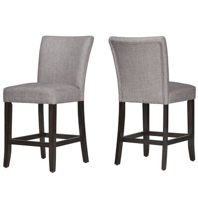 Lancaster 24 Side Chair Finish: Grey