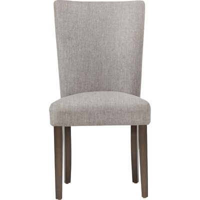 Lancaster Parsons Chair Finish: Grey