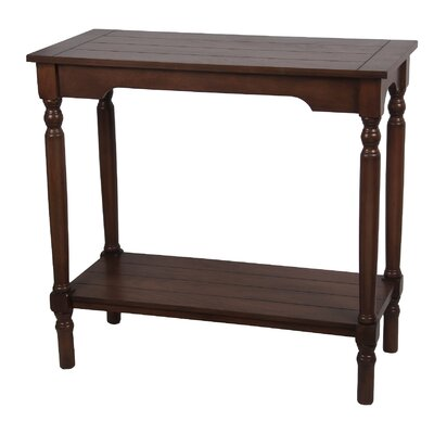Lancaster End Table Finish: Chocolate