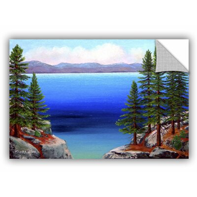 Tahoe Dreams Painting Print Size: 12