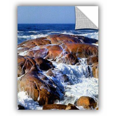 Rocks Awash Photographic Print