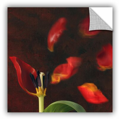 Tulip and Windy Mood Graphic Art