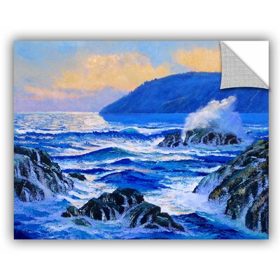 'Pacific Sunset' Painting Print BBMT2606 40023210