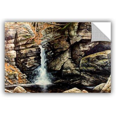 Woodland Falls Photographic Print