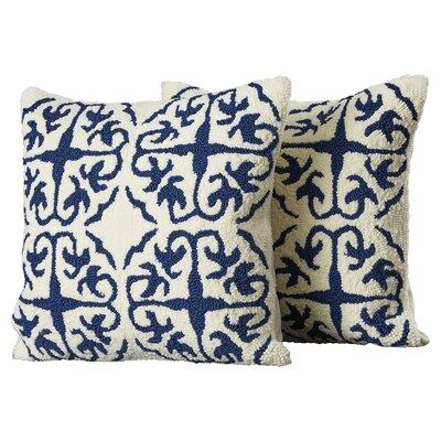 Sunnyside Polypropelene Indoor/Outdoor Throw Pillow