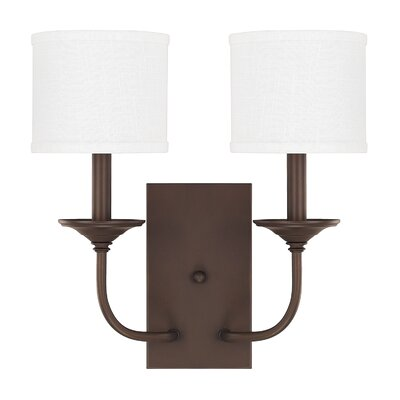 Portman 2-Light Armed Sconces