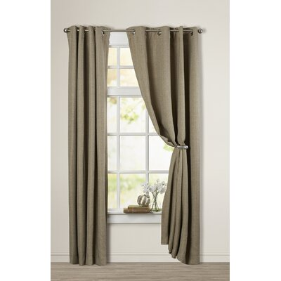 Three Posts Torrey Single Curtain Panel
