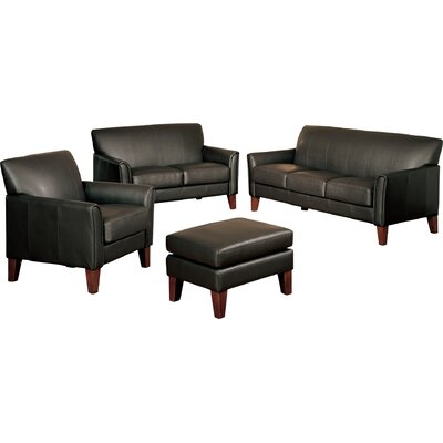 Three Posts THRE3802 27709964 Clintonville 4 Piece Living Room Set