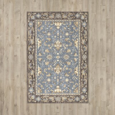 Cumberbatch Area Rug Rug Size: Rectangle 53 x 710