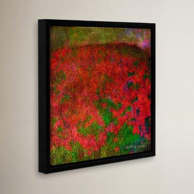 Poppys Framed Painting Print
