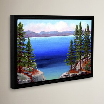 Tahoe Dreams Framed Painting Print