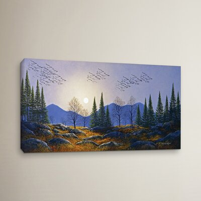 Southern Migration Painting Print on Wrapped Canvas Size: 12